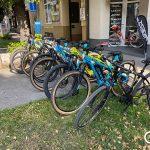Požičovňa horských elektrobicyklov - Levice, Tekov