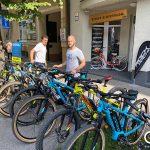 Požičovňa elektrických bicyklov - Levice, Tekov