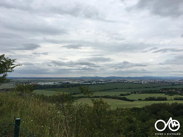 Cyklotrasa: Levice - Brhlovce - Šiklóš, región Tekov