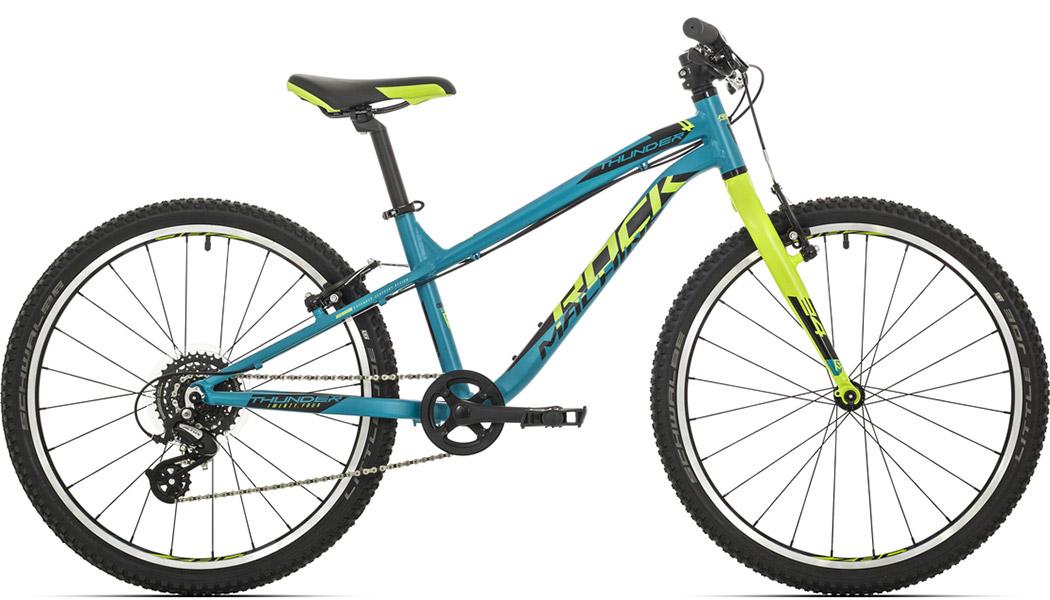 Detský MTB bicykel THUNDER 24 - Požičovňa bicyklov Levice