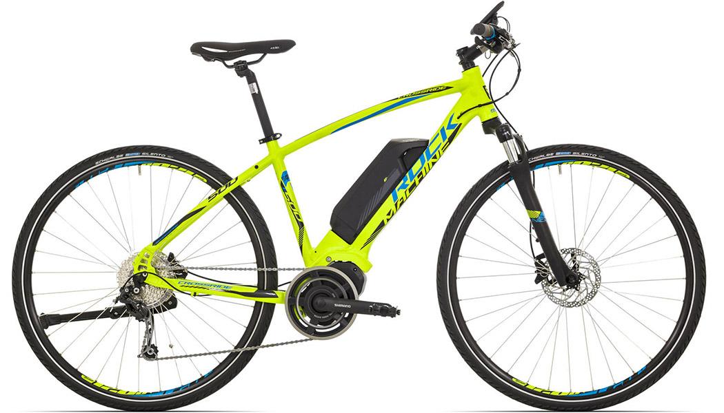 Elektrobicykel Crossride e500 - Požičovňa bicyklov Levice, Tekov