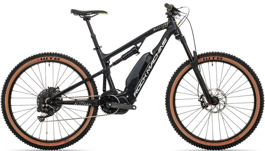 Horské celoodpružené elektrobicykle - Požičovňa bicyklov Levice