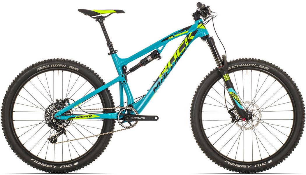 Horský bicykel MTB Blizzard 90-27 - Požičovňa bicyklov Levice