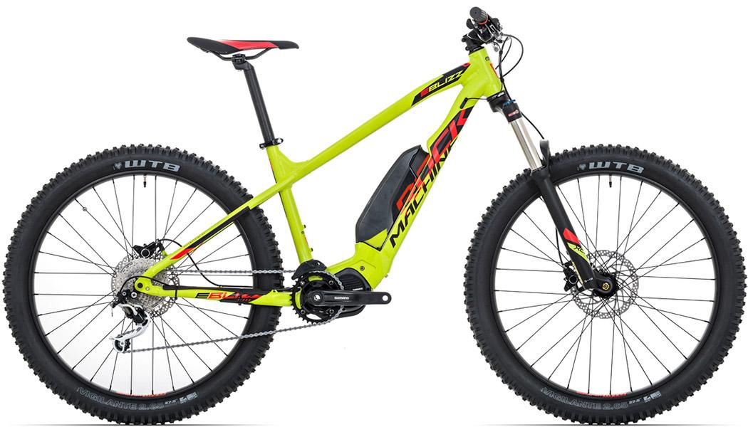 Horský elektrobicykel hardtail Blizz e50-27