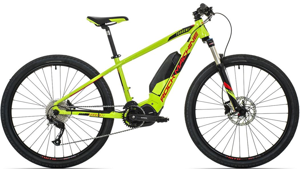 Juniorský elektrobicykel hardtail TORRENT JNR e30-27 - Požičovňa bicyklov Levice