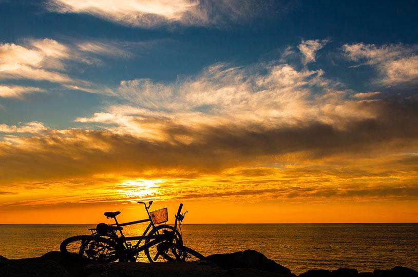 Dovolenkové výjazdy na bicykloch a elektrobicykloch - Tekov