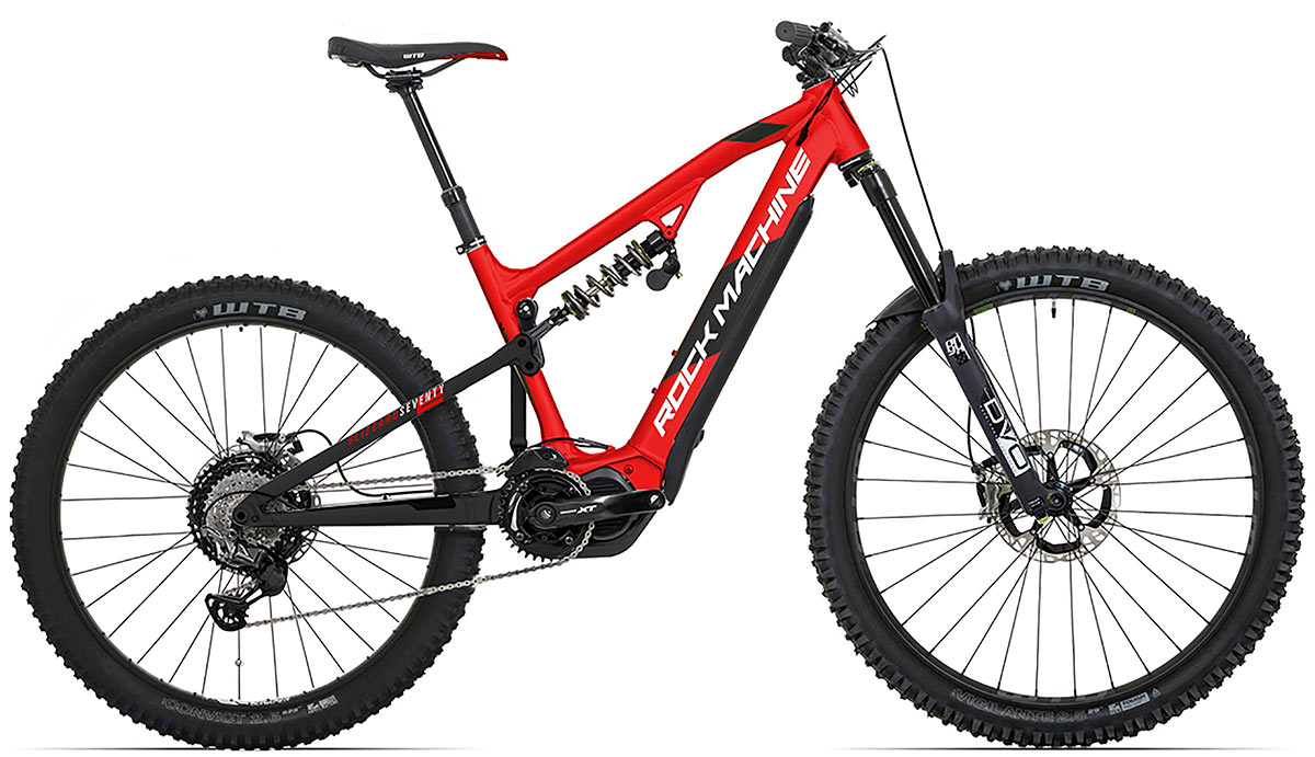 Rock Machine E-bike systém - Život s bicyklom