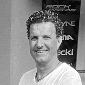 Roland Zórád - Život s bicyklom